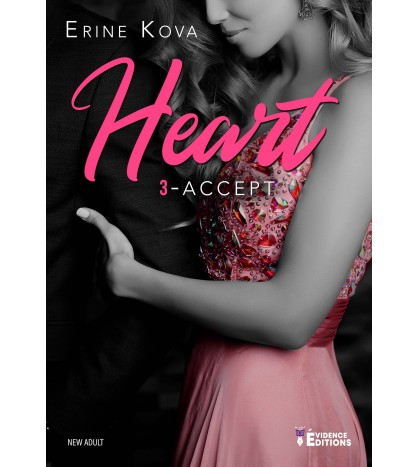 Heart Tome 3 - Accept