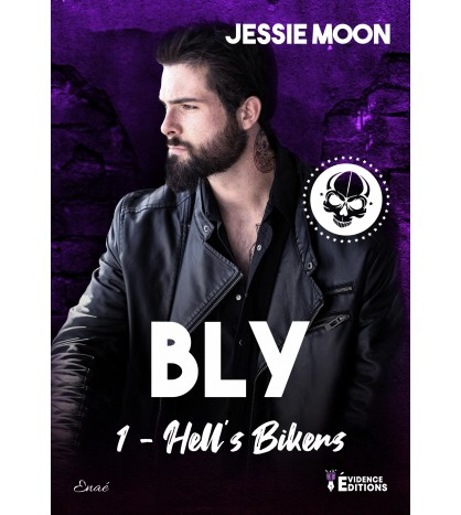 Hell's Bikers 1 - Bly