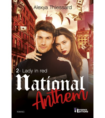 Lady in red 2 - National Anthem