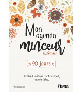 Mon agenda minceur 90 jours - Au féminin 2