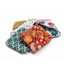 Marque ta page en tissu - fabrication artisanale et française