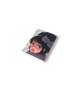 Mini Carnet de notes MissModeline 1